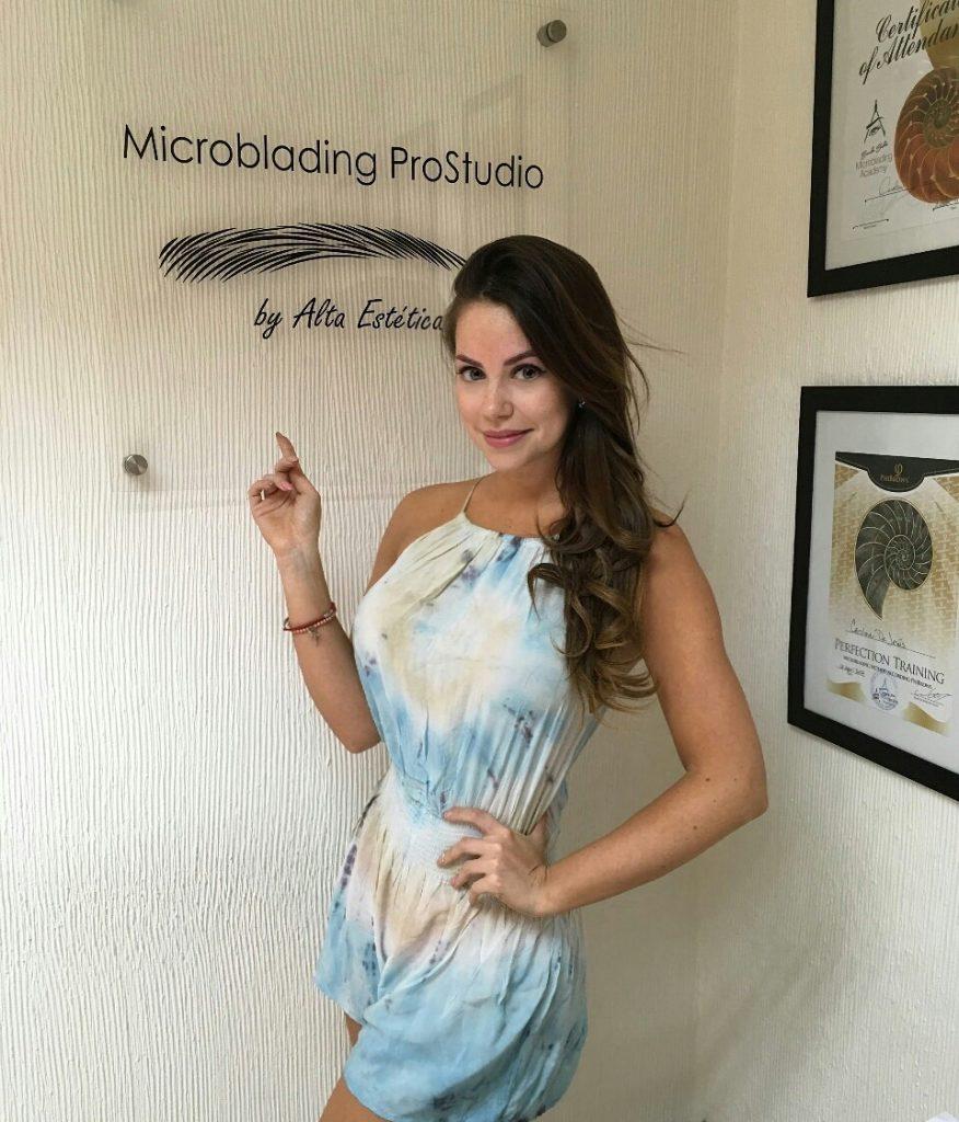 Aynara Eder. Modelo y Rostro de TV