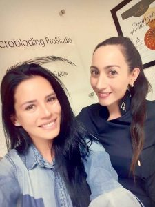 Angie Alvarado. Rostro de TV